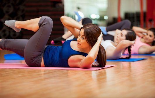 |        ABS Workout – Tabata pro ženy i muže.