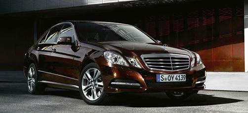 Mercedes-Benz E-Class. Design. Engineered around you.
