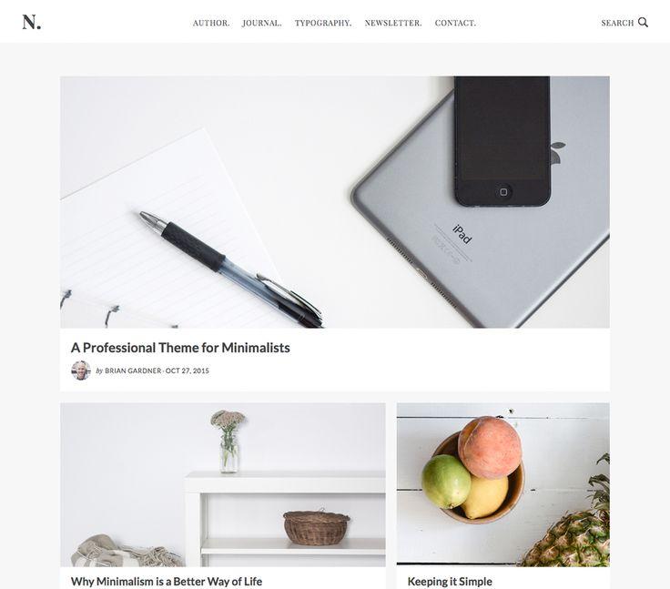 135 best WordPress Website Themes images on Pinterest