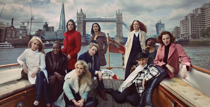 アニー・リーボヴィッツが手がけた「Marks & Spencer (マークス&スペンサー)」の広告に、ヘレン・ミレンやトレイシー・エミン、カレン・エルソンなど英国を代表する女性たちが登場 – THE FASHION POST [ザ・ファッションポスト]