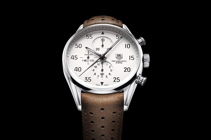 TAG Heuer Carrera 1887 SpaceX Watch: Tag Heuer, Tagheuer, Caliber 1887, Carrera Spaces, Heuer Career, Carrera 1887, Carrera Caliber, Tags Heuer, 1887 Spacex