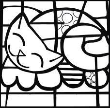 desenho romero brito para pintar - Pesquisa Google