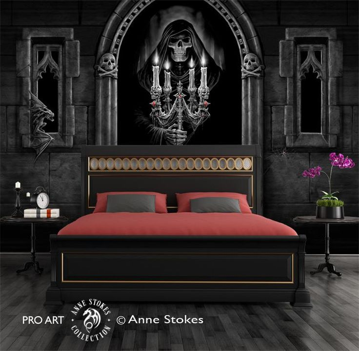 17 Best Images About Anne Stokes Wall Murals On Pinterest