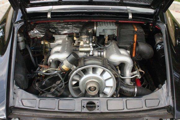 1972 Porsche 911T RS Clone R Gruppe Carrera For Sale Engine