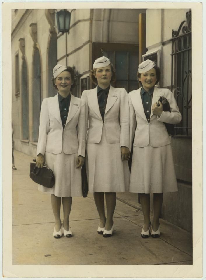 American Airlines Flight Attendants