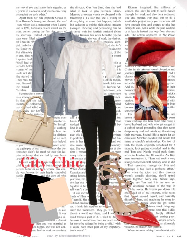 """City Chic"" by tomodel on Polyvore"