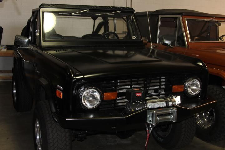 Ford Bronco early Ford small SUV