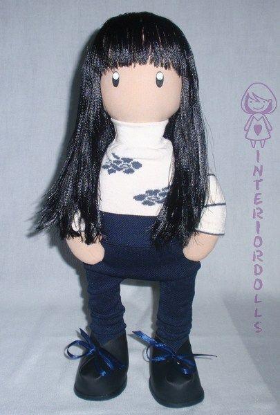 Интерьерная куколка Оки