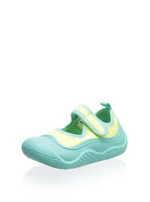34% OFF Carter's Indico Bump Toe Mary Jane (Toddler/Little Kid) (Light Green/Yellow)