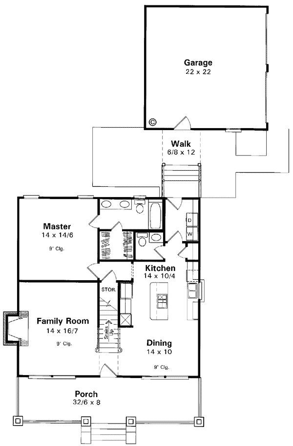 Cape cod floorplans first floor plan of cape cod country for Simple cape cod floor plans