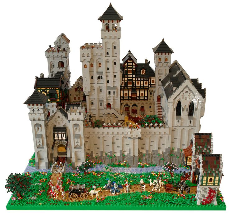 Lego castle. | by SphericalTools