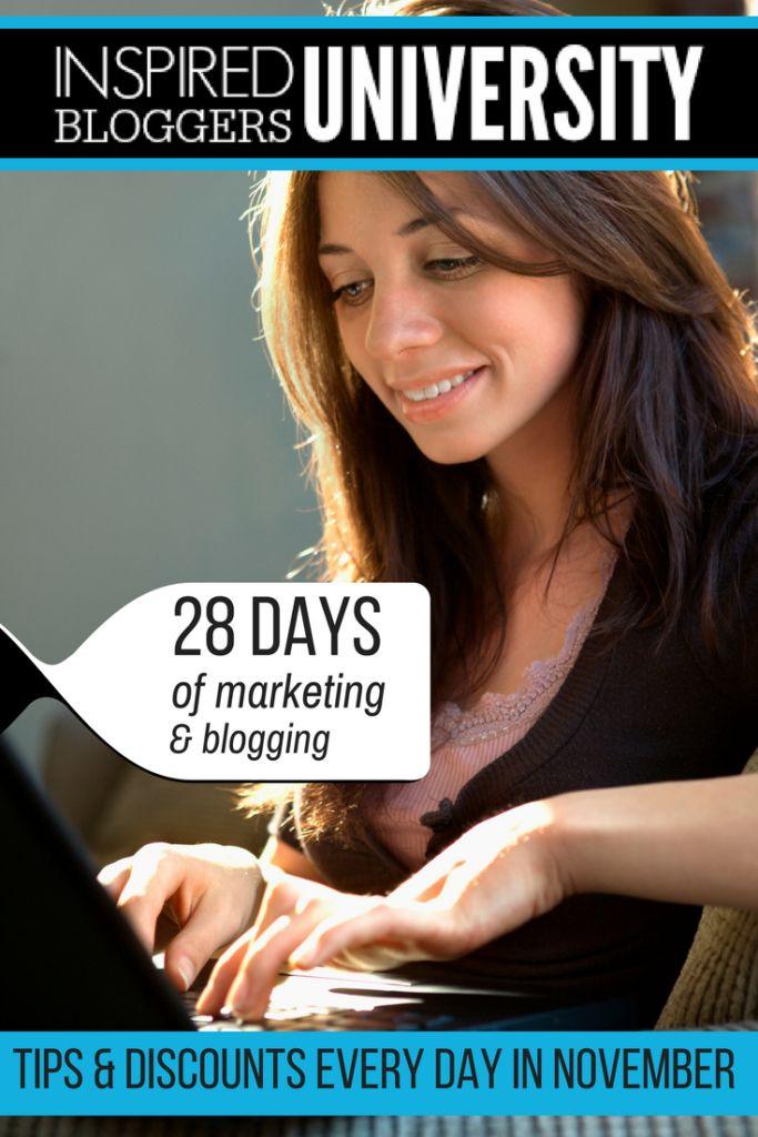 Online Marketing and Blogging Help - Inspired Blog…