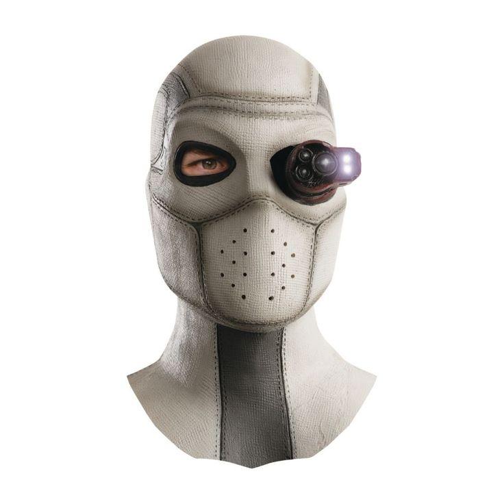 Suicide Squad Light Up Deadshot Mask