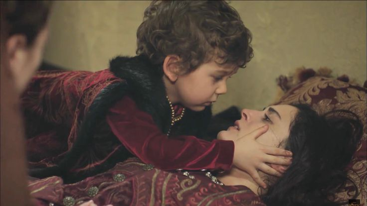 "Sehzade Mustafa & Halime Sultan - Magnificent Century: Kösem - ""The Longest Night (En Uzun Gece)"" Season 1, Episode 15"