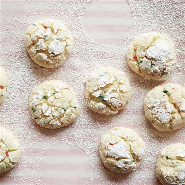 Holiday Snowflake Cookies from Pillsbury®