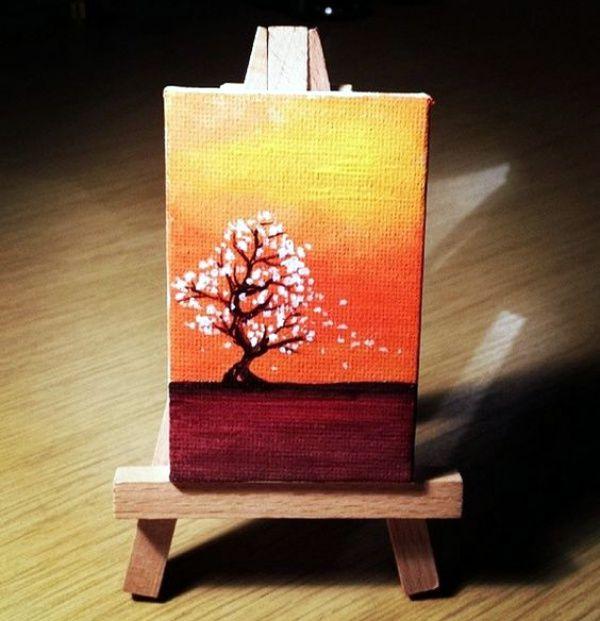 45 Artistic Miniature Painting Ideas Beautiful Small