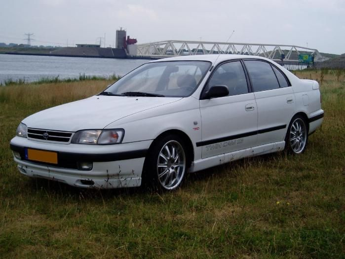 Toyota Carina E Gti - reviews, prices, ratings with various photos