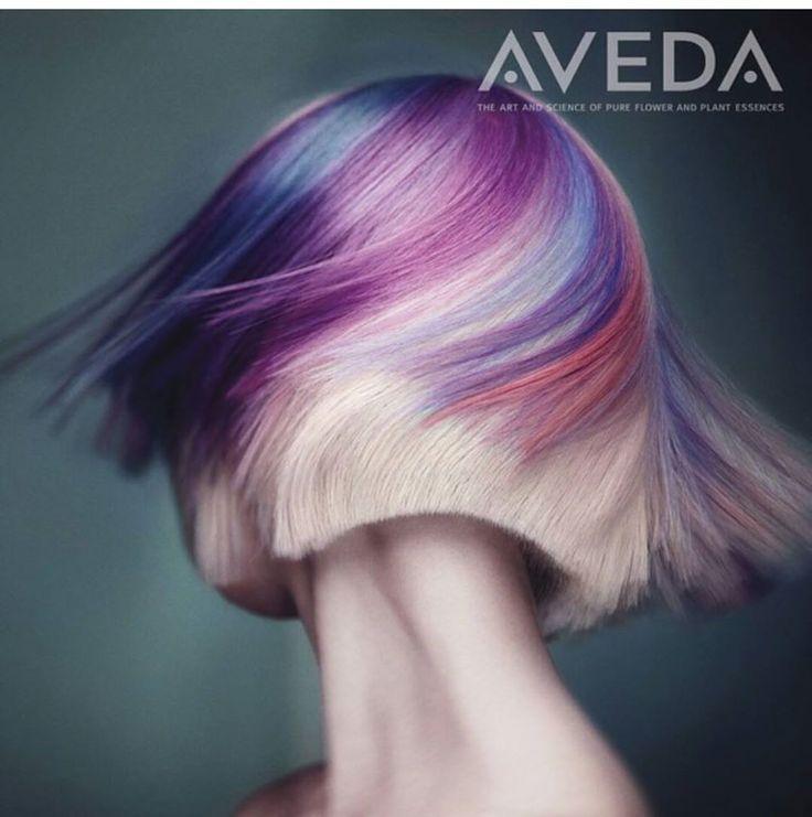 Aveda color for spring 2015 hair: Antoinette Beenders & Ricardo Dinis color: Ian Michael Black #aveda #avedacolor