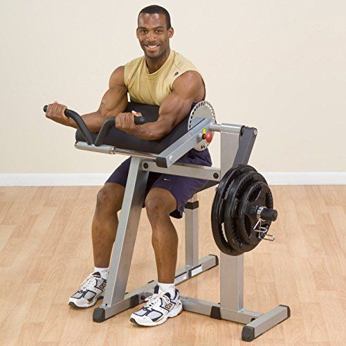 Body-Solid GCBT380 Cam Series Bicep / Tricep Machine