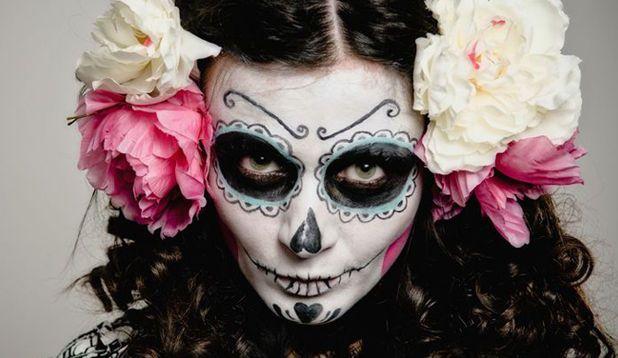 Fotos de mujeres pintadas de calaveras mexicanas - Taringa ...