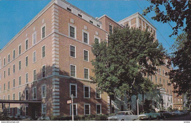 Copley Memorial Hospital where I graduated from Nursing School in 1964