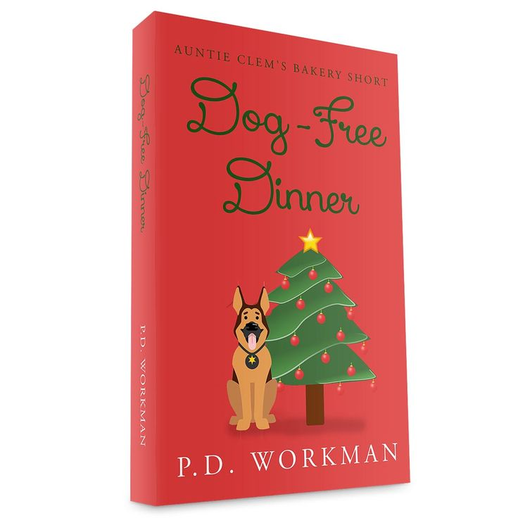Release of Christmas Short: Dog-Free Dinner #books #christmas #stories #cozy