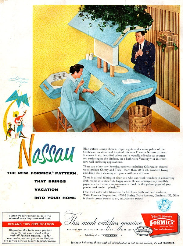 417 best MidCentury Ads images on Pinterest Kitchens Mid century