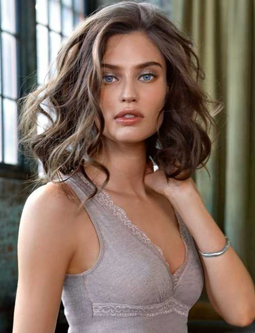 12 Brown Bobs Hairstyles   Bob Hairstyles 2015 - Short Hairstyles for Women