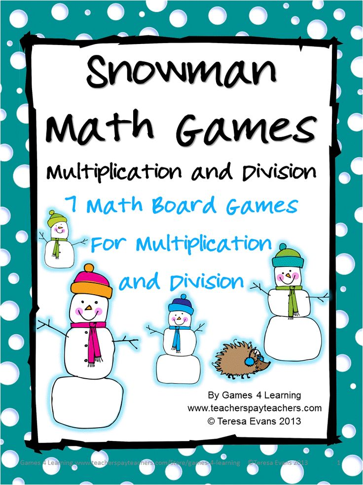 multiplication and division relationship games