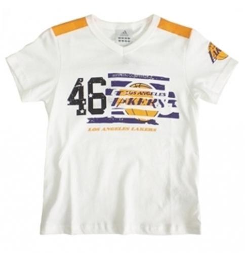 Prezzi e Sconti: #Los angeles lakers t-shirt bambino 2014  ad Euro 25.00 in #Sport basket nba t shirt #Senza categoria