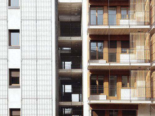 Toni Gironés Saderra — Social Housing in Salou