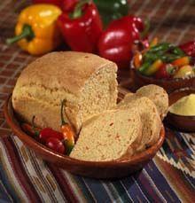 Southwestern Sourdough Recipe | Loaves | MakesOne (1-1/2-pound) Loaf