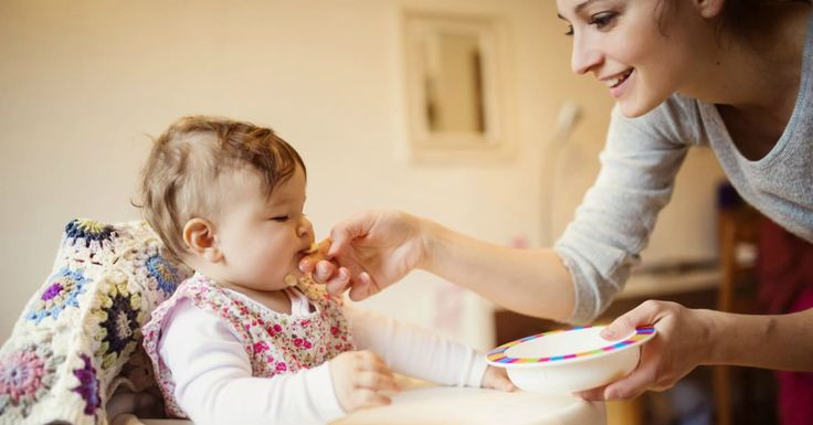 Time for solids already?! Real moms and nutritionists share their favorite foods for kids.