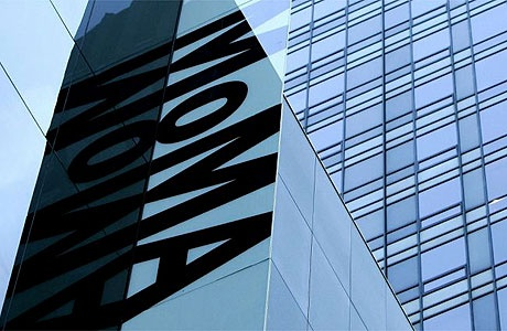 MOMA is a great place to visit any time of year.