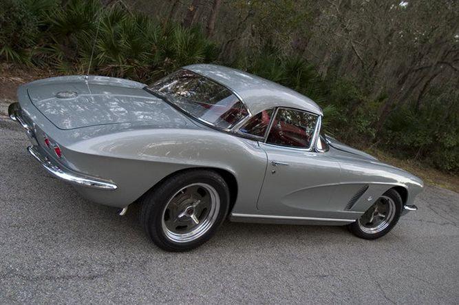 62 Restomod Corvette Corvette