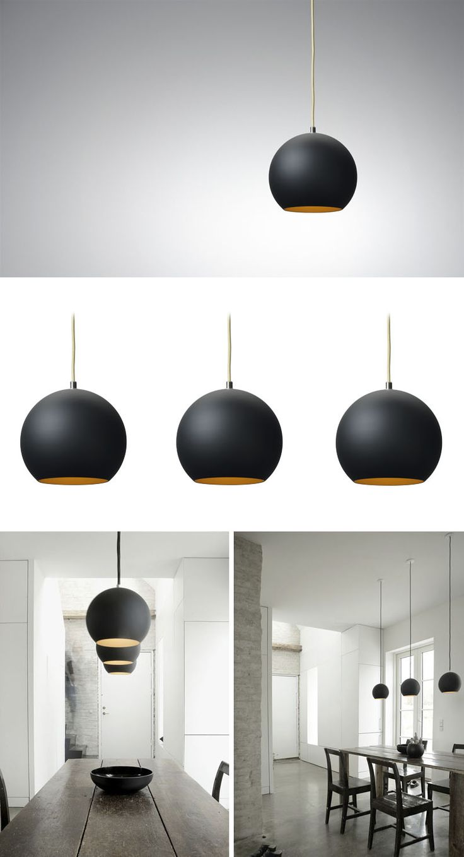Verner Panton Topan Lamp http://decdesignecasa.blogspot.it