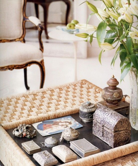 207 best Tray decor images on Pinterest