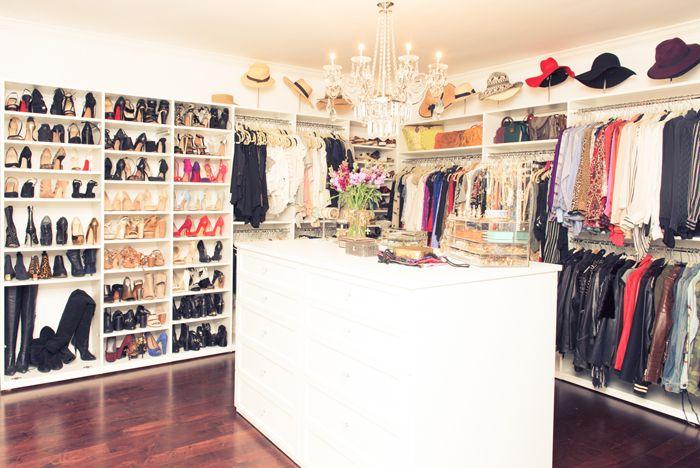 Inside Shay Mitchell's Closet