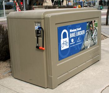 114 best images about outdoor bike storage stashes on for Bike garden storage solutions