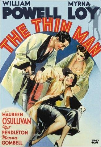 The Thin Man (1934)  features more than Myrna Loy and William Powell, It features booze and lots of it. From the iconic Manhattan and Martini to the lesser known Bronx, try your hand at some of these classic cocktails.