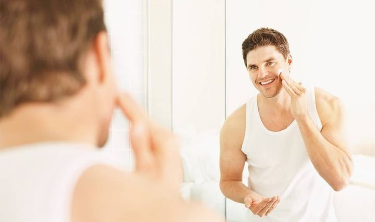 Men, Here's How to Combat Your Oily Skin