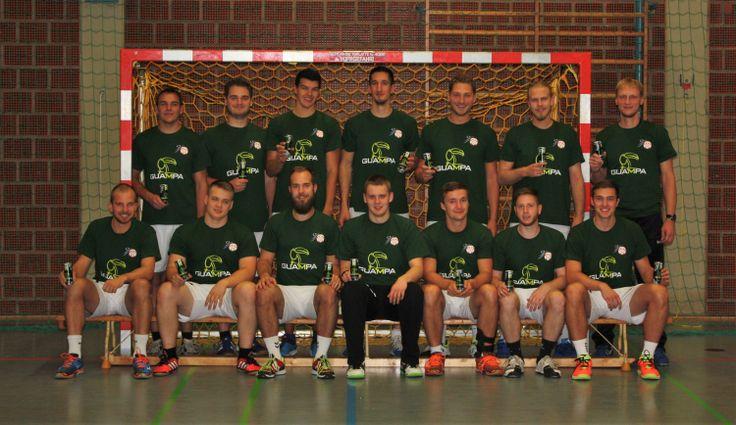 Ein herzliches Dankeschön geht an Guampa Energy für die Ausstattung der ersten Herrenmannschaft TV Memmingen Handball mit neuen T-Shirts.