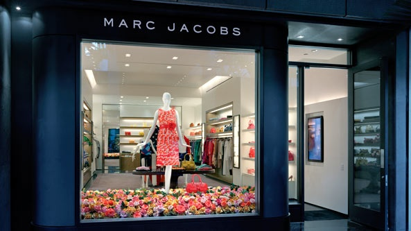 Marc Jacobs Collection Store in Bal Harbour, Florida