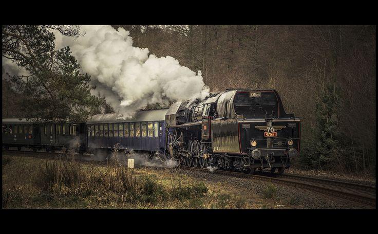 old train ll - Czech Republic