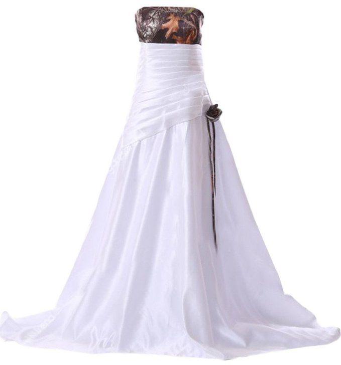 Best 25+ Redneck wedding dresses ideas on Pinterest | Camo ...