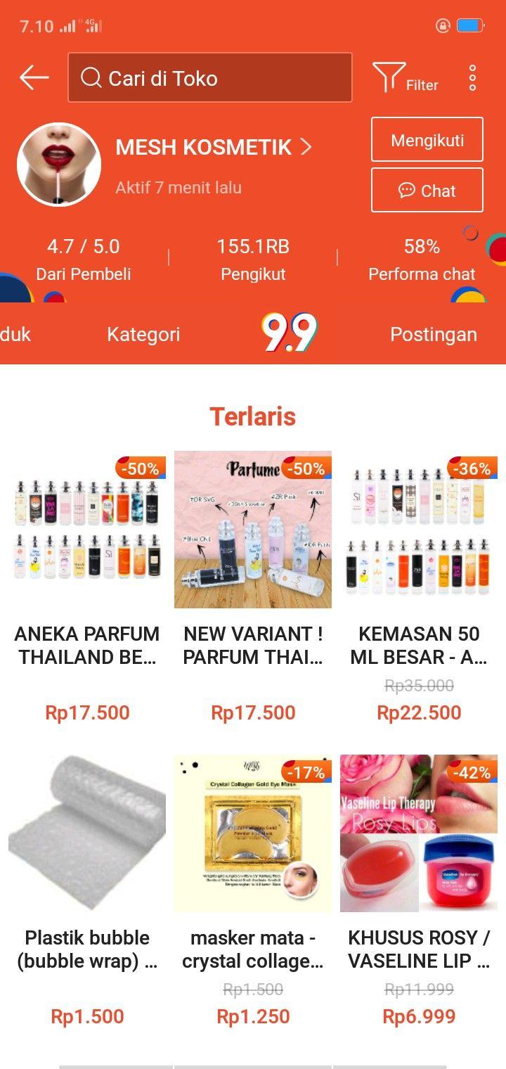 Parfum Thailand Racun Ala Tiktok Gaya Remaja Seputar Wanita Sweter Wanita