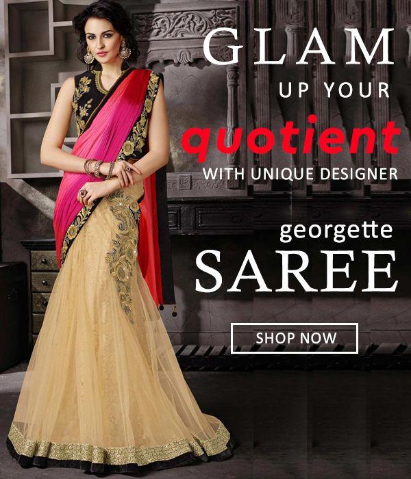 BUY DESIGNER SAREES ONLINE SHOPPING http://www.fly2kart.com/sarees-saris.html?utm_content=buffer0e884&utm_medium=social&utm_source=pinterest.com&utm_campaign=buffer 50% OFF HURRY UP! Limited Offer Whatsapp or call- 8000800110