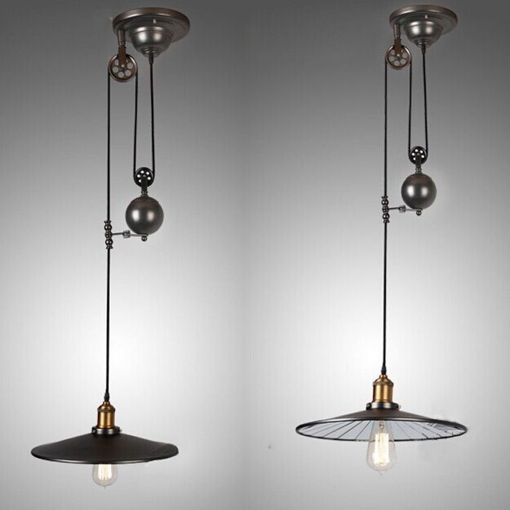 loft rotterdam industrial rock pendant lighting. Cheap Pulley Lamp, Buy Quality Pendant Lamp Directly From China Suppliers: Nordic Loft Retro Industrial Lights Restaurant/Bar Lighting Rotterdam Rock P