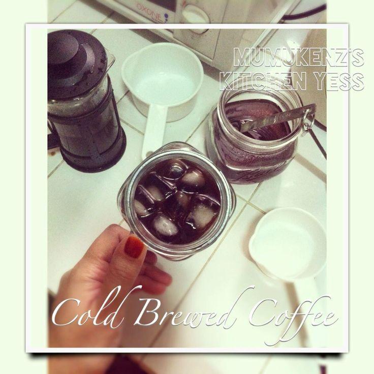 ColdBrew Sidikalang Ice Coffee