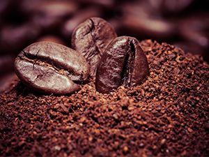 Fondo de Pantalla de tres granos de café
